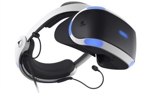 PSVR headset for VR porn