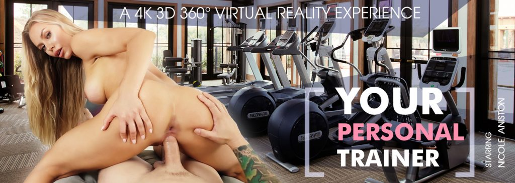 personal trainer vr porn