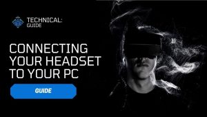 GUIDE connecting your headset to pc