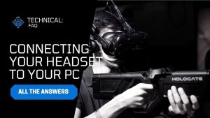 connecting your headset to pc