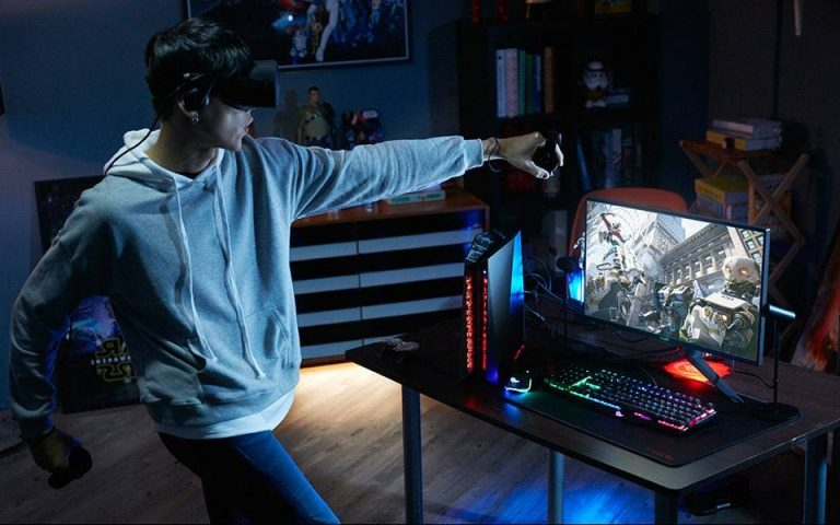 vr gaming on pc